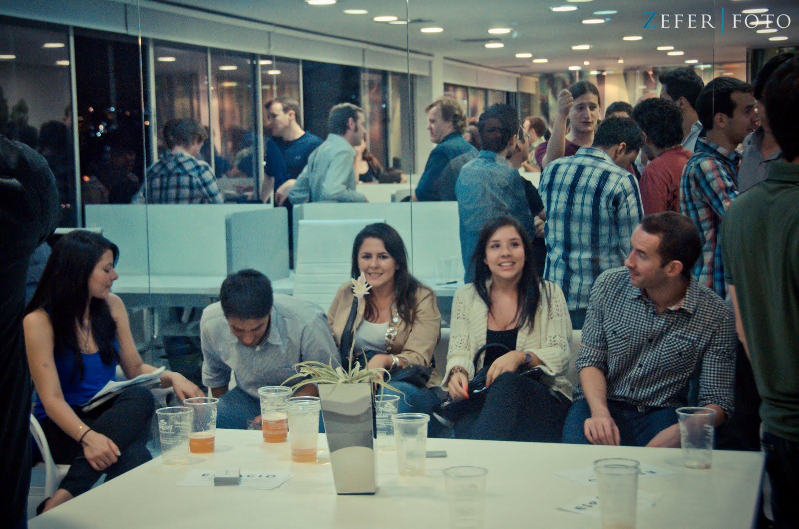 Medellin Parque Lleras Office Party