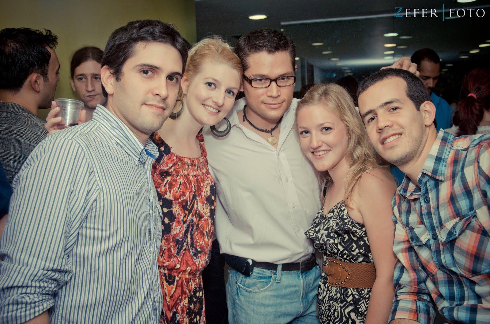 Medellin Parties