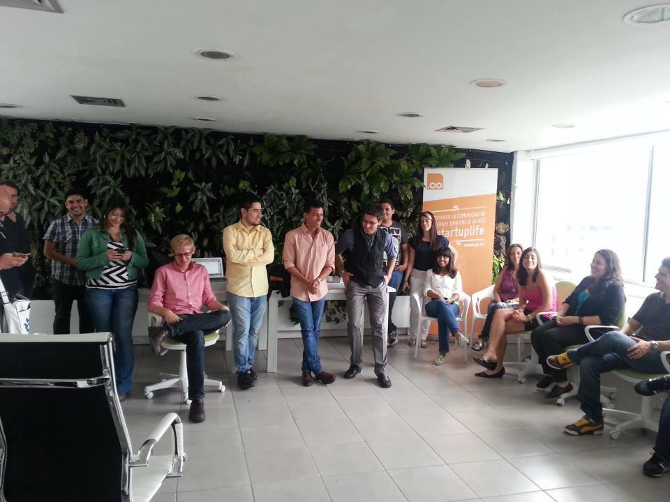 Networking lunch Medellin ESPACIO